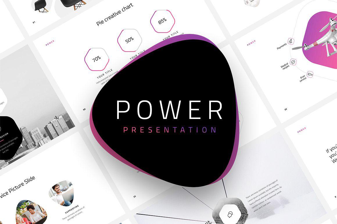 a260881a943ac 12 plantillas de PowerPoint gratis y animadas para crear presentaciones  profesionales