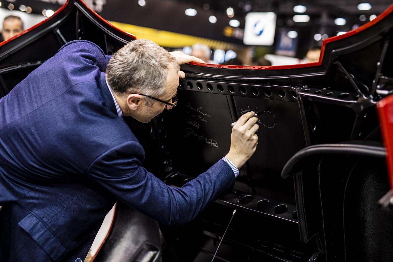 Foto de Lamborghini Miura SV de Jean Todt (10/37)