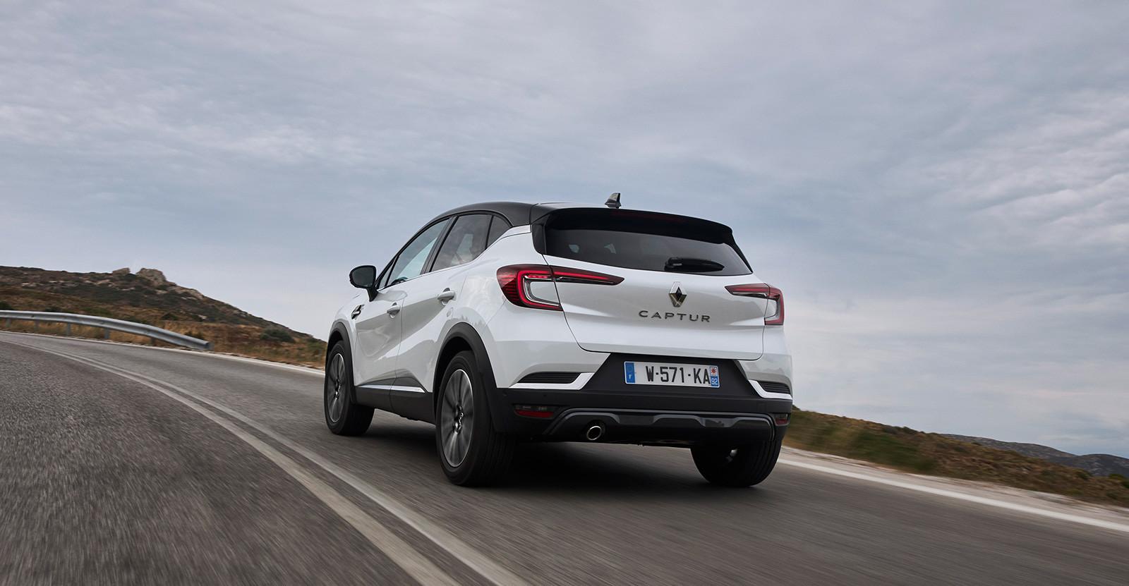 Foto de Renault Captur 2020: primera prueba (12/29)
