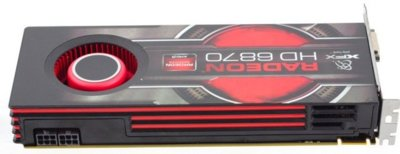 Así es la ATi 6870 o AMD Radeon 6870 que muy pronto llegará a las tiendas