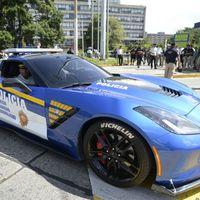 Deportivos como patrullas no sólo son cosa de Dubai, en Guatemala un Corvette Stingray es el ejemplo