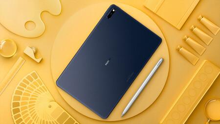 """La tableta Huawei MatePad de 10,4"""" 2K con cámara gran angular está a menos de 200 euros en su tienda oficial con este cupón"""