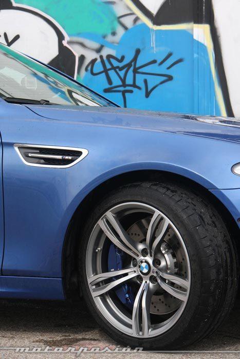 Foto de BMW M5 (Prueba) (10/136)