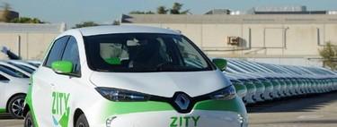 """Zity llega a Madrid: así queda la """"guerra"""" del carsharing frente a Car2go y Emov"""
