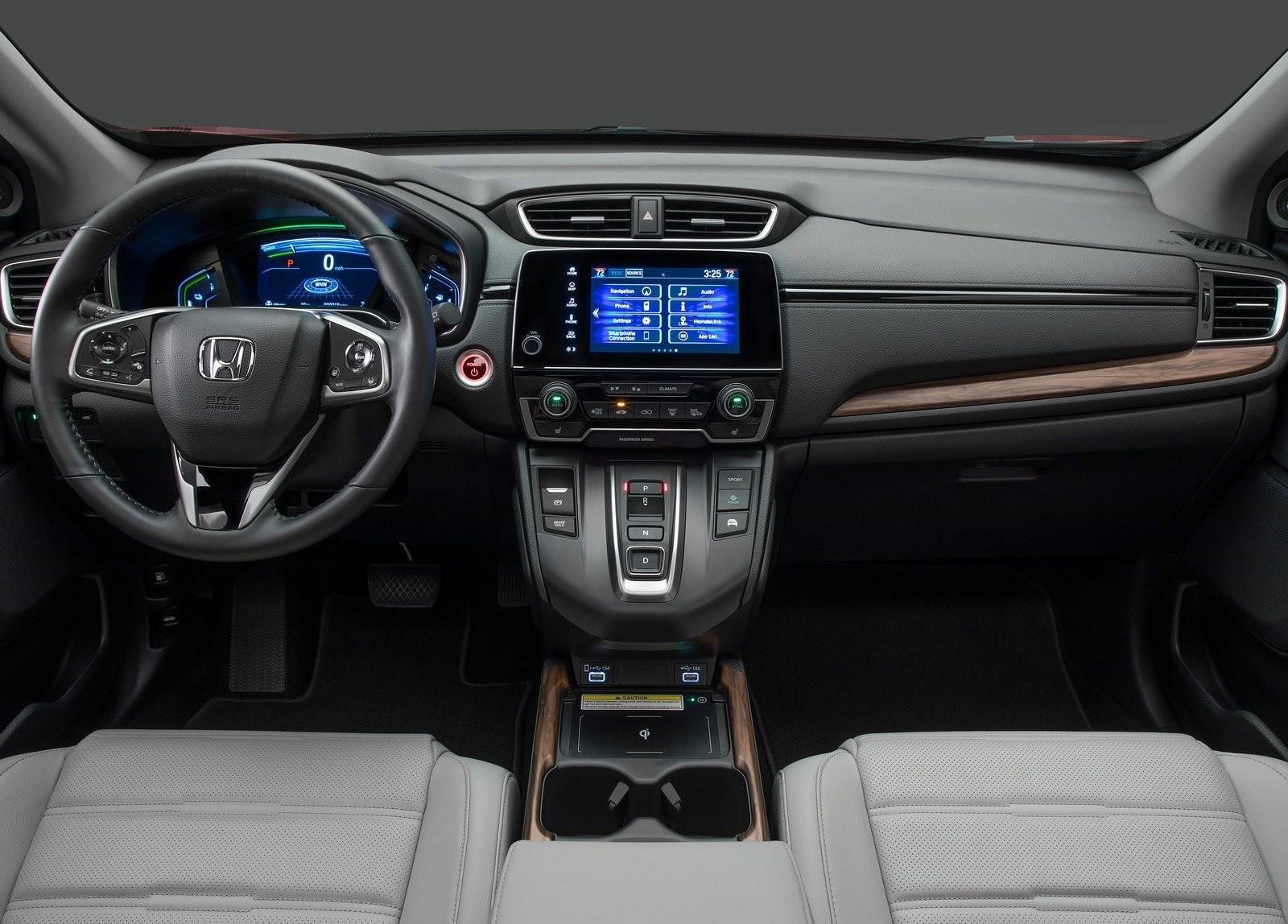 Foto de Honda CR-V 2020 (9/15)