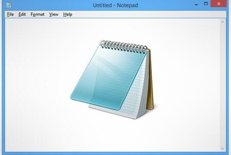 """El Bloc de notas se """"independiza"""" de Windows 10: con la compilación 21337 pasa a ser una aplicación independiente"""