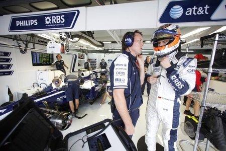 Nico Hulkenberg saldrá decimo en el GP de Alemania 2010