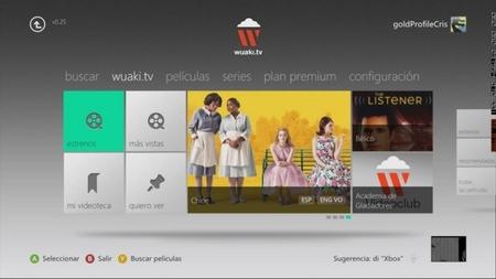 Microsoft confirma la llegada de Wuaki.tv a la Xbox 360