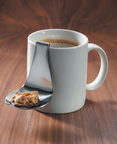 Dolce Mug Hanger, la taza con percha