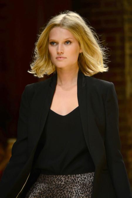 Toni Garrn, la modelo alemana que querían convertir en la nueva Claudia Schiffer