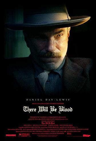 Nuevo póster de 'There Will Be Blood', de Paul Thomas Anderson