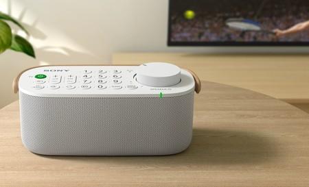 Sony pone a la venta el SRS-LSR200, un altavoz portátil con mando a distancia para acercar el sonido de la tele a tu asiento