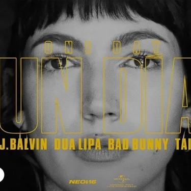 Dua Lipa, Bad Bunny y J.Balvin aprovechan el fin de semana para estrenar un tema juntos (y protagonizado por Úrsula Corberó)