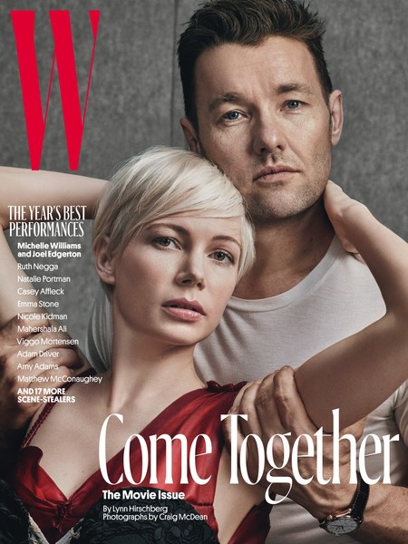 W February:   The Movie Issue