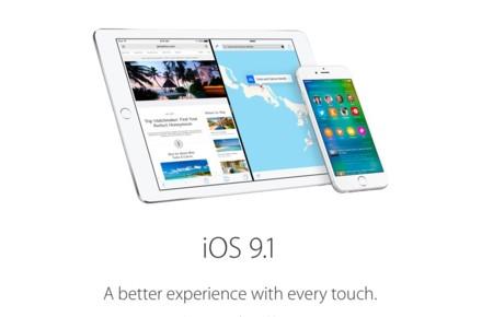 La segunda beta pública de iOS 9.1 ha sido liberada