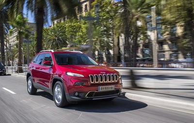 Jeep Cherokee 2014, ahora nueva versión 'Business Edition'