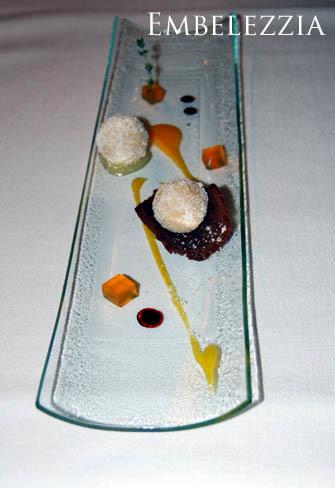 Foto de Ibaia, restaurante hotel de lujo en Gordexola (Vizcaya): menú degustación (17/19)
