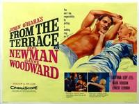 Especial Paul Newman: 'Desde la terraza' de Mark Robson