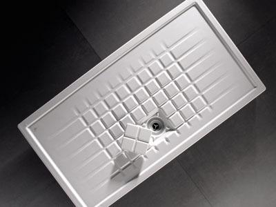 IdealStandard: Unos platos de ducha diferentes