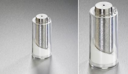 Cylindra, sal y pimienta en un solo gesto