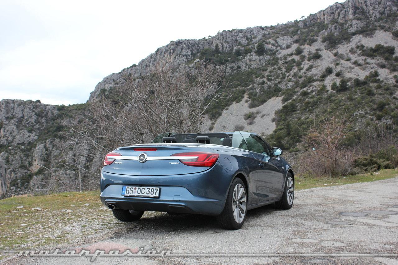 Foto de Opel Cabrio 2013 (presentación) (29/52)