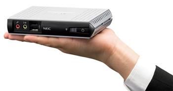 NEC US110, thin client portátil