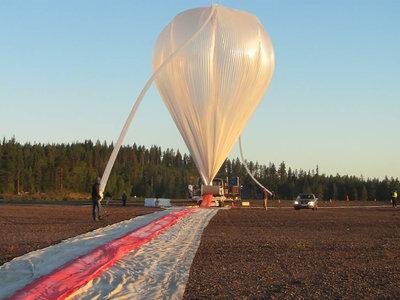 Un globo del tamaño de un campo de fútbol: así investigará la NASA los misterios de la energía cósmica