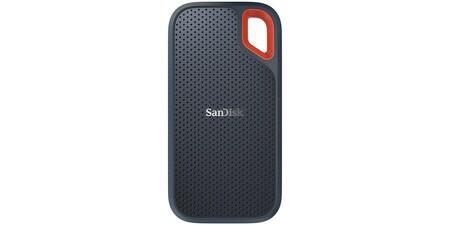 Regalar 2 TB portables en formato SSD sale más barto con el SanDisk Extreme Portable SSD de Amazon: más barato que en ninguna otra tienda, por 263,50 euros