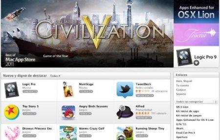 La Mac App Store supera los cien millones de descargas