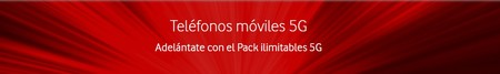 Pack Ilimitables 5g De Vodafone
