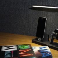 NuDock, la lámpara que cargará todos tus dispositivos Apple en tu mesilla de noche [Actualizado]