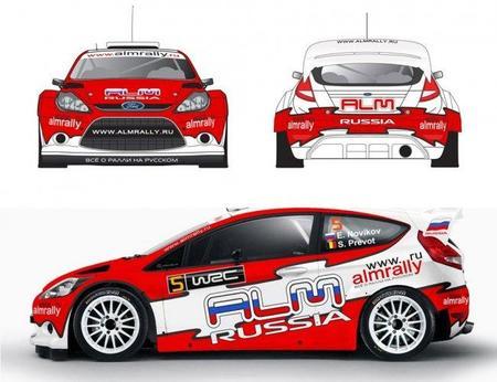 Evgeny Novikov correrá el Rally de México