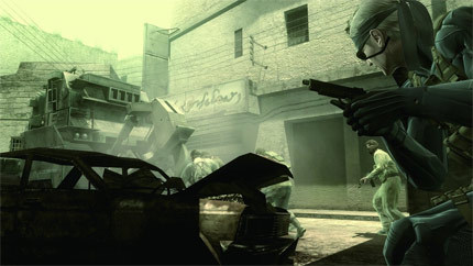 TGS 2007: Una demo de 'Metal Gear Solid 4' podría llegar a la PlayStation Store (Actualizado: pero no)