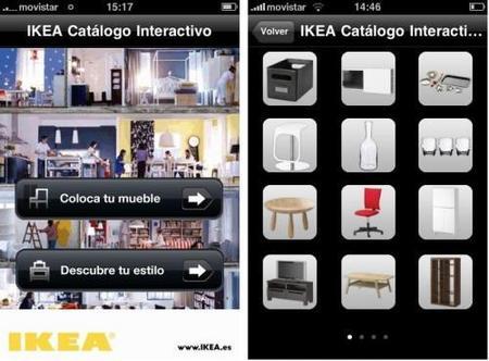 aplicacion de ikea iphone