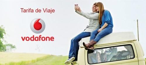 Las nuevas tarifas de roaming Vodafone que por tres euros al día te mantienen tu tarifa