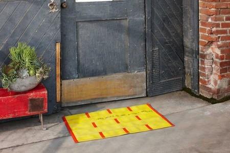 Recicladecoración: muebles y accesorios hechos con mangueras de bomberos
