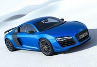 Audi R8 LMX, el auto de los faros láser