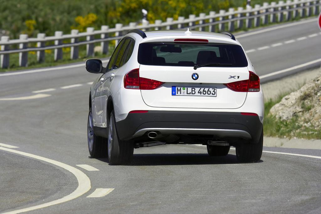 Foto de BMW X1 (15/120)