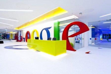 Espacios para trabajar: las oficinas de Google en Londres