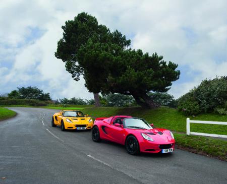 Lotus Elise Sport 10