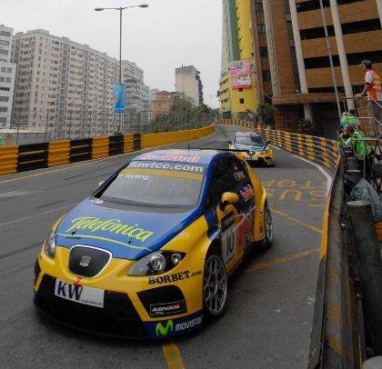 Final del WTCC en Macao