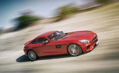 Mercedes AMG GT, otro deportivo para soñar
