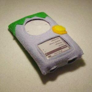 Fundas para el iPod hechas a mano