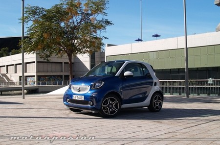 smart fortwo y forfour 2014, toma de contacto