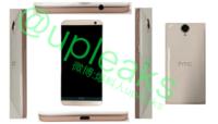 Una nueva filtración del HTC One E9 nos muestra una brillante parte trasera de plástico