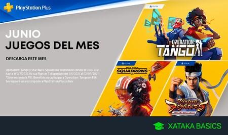 Juegos gratis de PS4 y PS5 en junio 2021 para PlayStation Plus