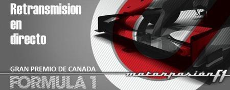 GP de Canadá F1 2011: retransmisión LIVE