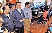 Telmex y el Gobierno del Estado de México crean 16 bibliotecas digitales