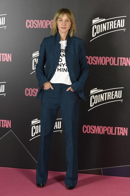 premios cosmopolitan 2017 alfombra roja look estilismo outfit Cecilia Bonstrom