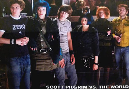 'Scott Pilgrim Vs. The World', primera imagen